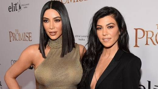 Is Kim Kardashian Jealous of Kourtney Kardashian Bikini Body
