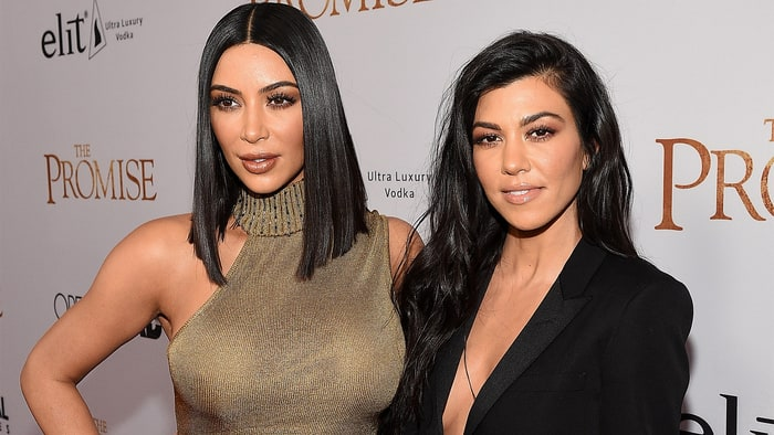 Is Kim Kardashian Jealous of Kourtney Kardashian Bikini Body