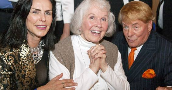 Doris Day - Credit Getty Images