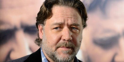 Russell Crowe - Credit Getty Images