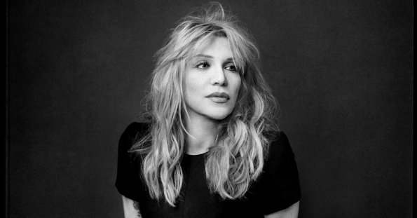 Courtney Love - Credit Getty Images
