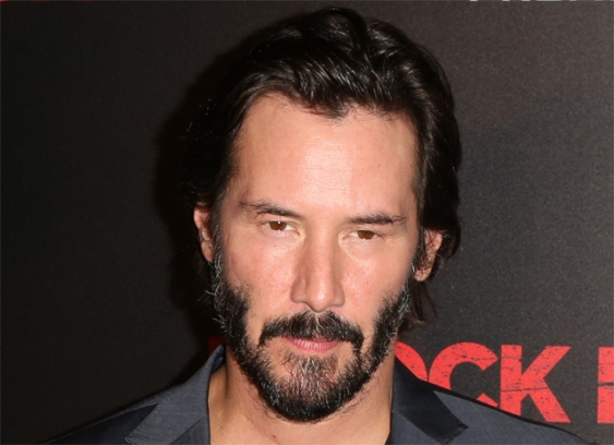 Keanu Reeves - Credit Getty Images