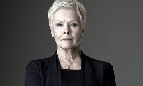 Judi Dench - Credit Getty Images