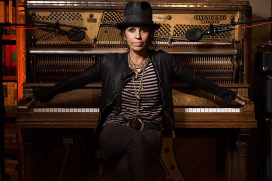 Linda Perry - Credit Getty Images