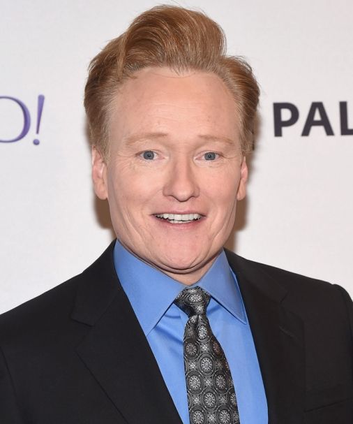 Conan O'Brien - Credit Getty Images