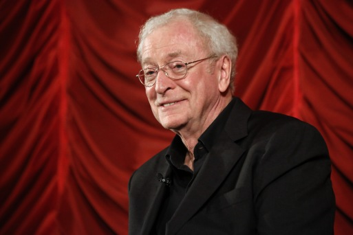 Michael Caine - Credit Getty Images
