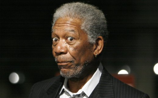 Morgan Freeman - Credit Getty Images