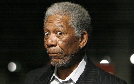 Morgan Freeman - Credit Getty Images