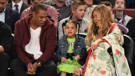 Beyonce and Jay Z Already Breaking Records - Credit Getty Images