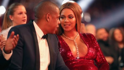 Beyonce and Jay Z - Credit Getty Images
