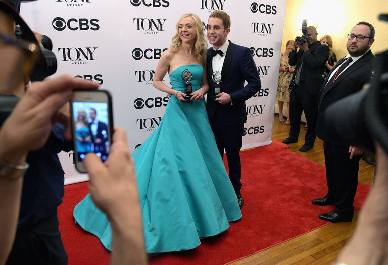 Moments From the 2017 Tony Awards Credit Getty Images