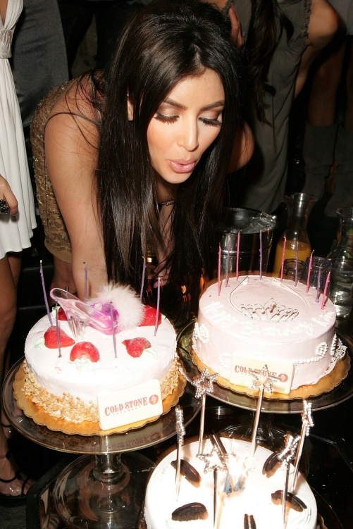 How Old Kim Kardashian Is? - Credit Getty Images
