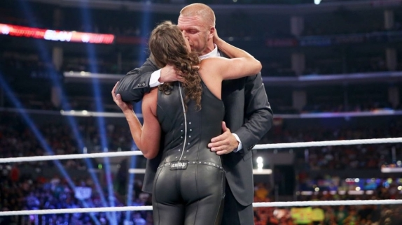 Stephanie McMahon - Credit Getty Images
