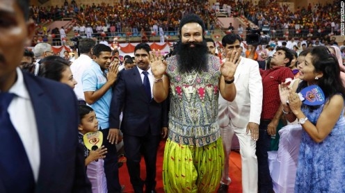 #RamRahimSingh sentenced to 10 years in jail