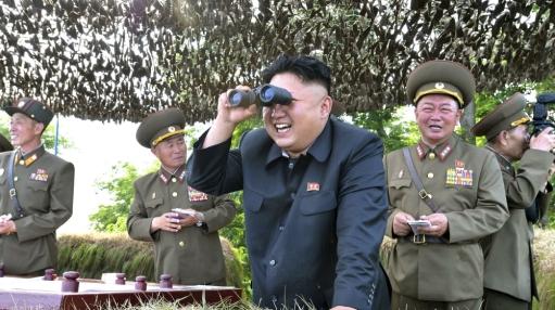 North Korea has no laws with respect to Marijuana.
