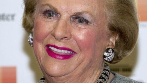 Jacqueline Mars Net Worth $27bn (£20bn)