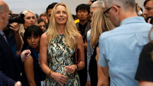 Laurene Powell Jobs Net Worth $20bn (£15bn)