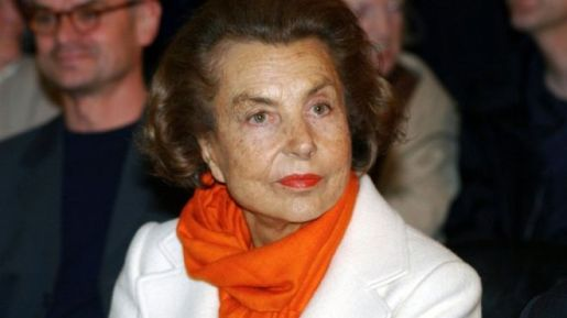 Liliane Bettencourt has passed on at 94 years of age.