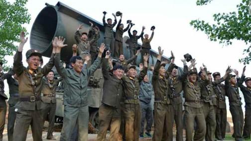 North Korea works death camps.
