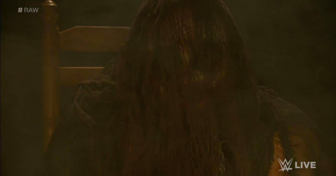 Bray Wyatt introduces Sister Abigail | Sister Abigail Debut REVEALED