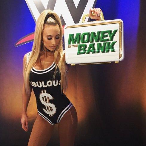 CARMELLA MONEY IN THE BANK