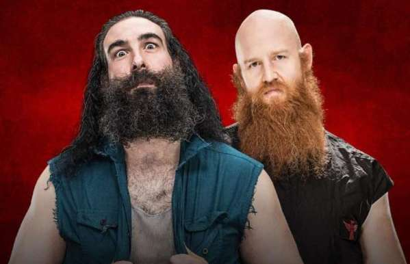 Luke Harper and Erick Rowan