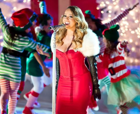 Mariah Carey's home apparently robbed of $50,000 worth of things