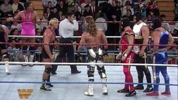 SURVIVOR SERIES 1993