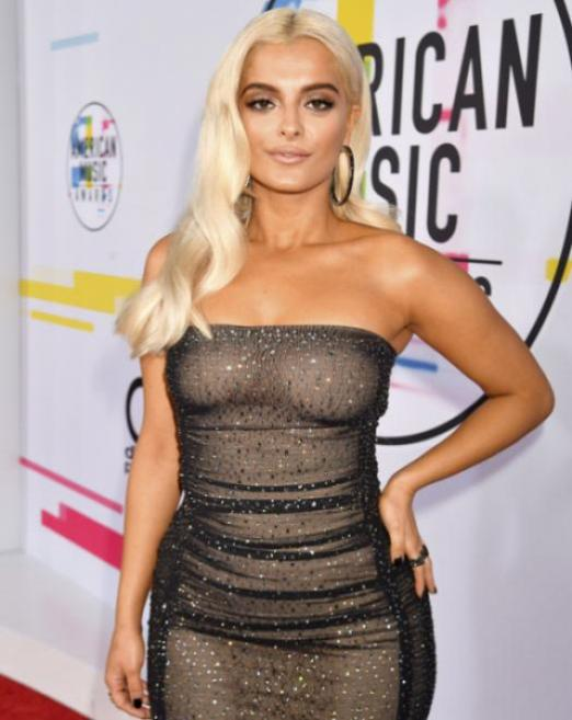 Bebe Rexa - American Music Awards 2017 - Credit Getty Images