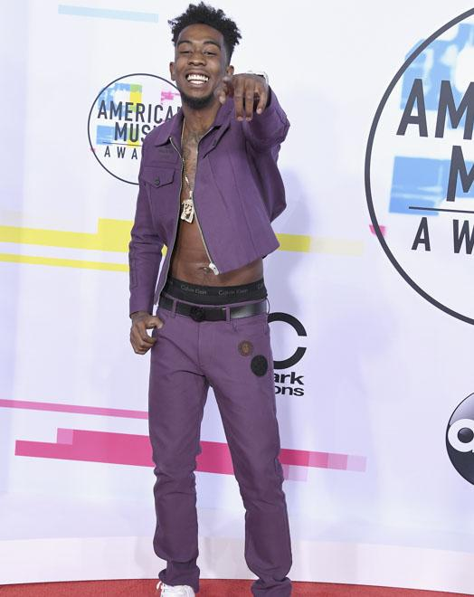 Desiigner - American Music Awards 2017 - Credit Getty Images