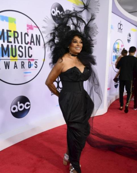Diana Ross - American Music Awards 2017 - Credit Getty Images