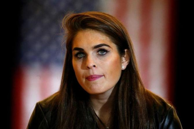 Donald Trump's new communications chief Hope Hicks is going to be questioned by the FBI