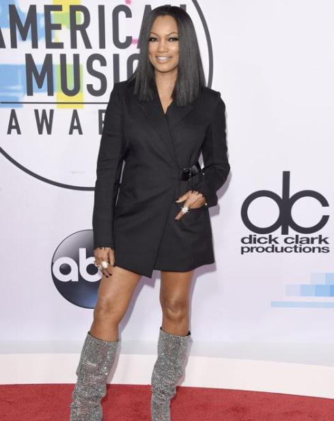 Garcelle Beauvais - American Music Awards 2017 - Credit Getty Images