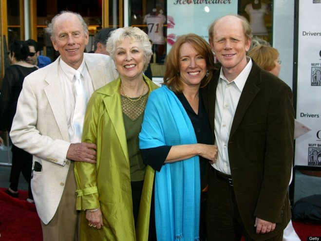 Hollywood actor Rance Howard, the father of director Ron Howard, died Saturday. He was 89