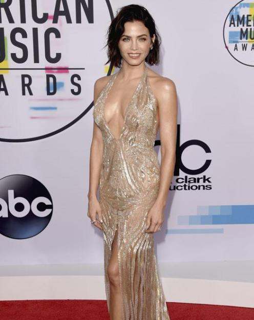 Jenna Dewan Tatum - American Music Awards 2017 - Credit Getty Images