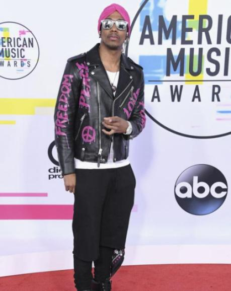 Nick Cannon - American Music Awards 2017 - Credit Getty Images