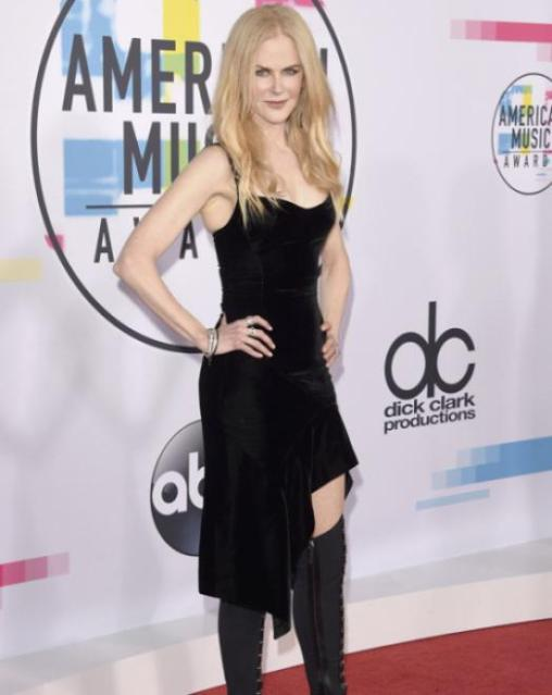 Nicole Kidman - American Music Awards 2017 - Credit Getty Images