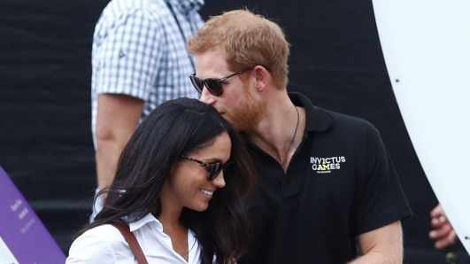 Prince Harry Is Engaged to Girlfriend Meghan Markle