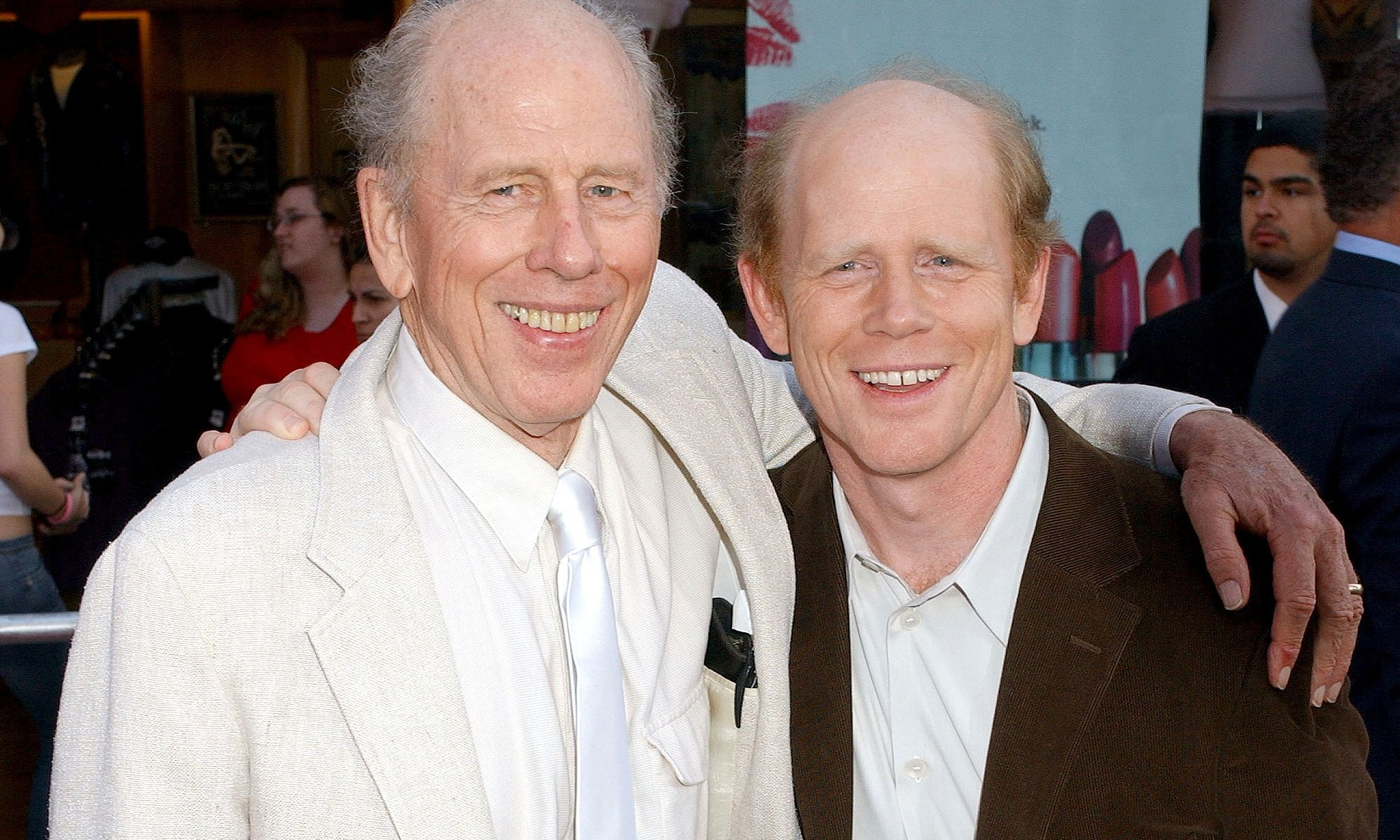 Rance Howard, actor dad of director Ron Howard has died