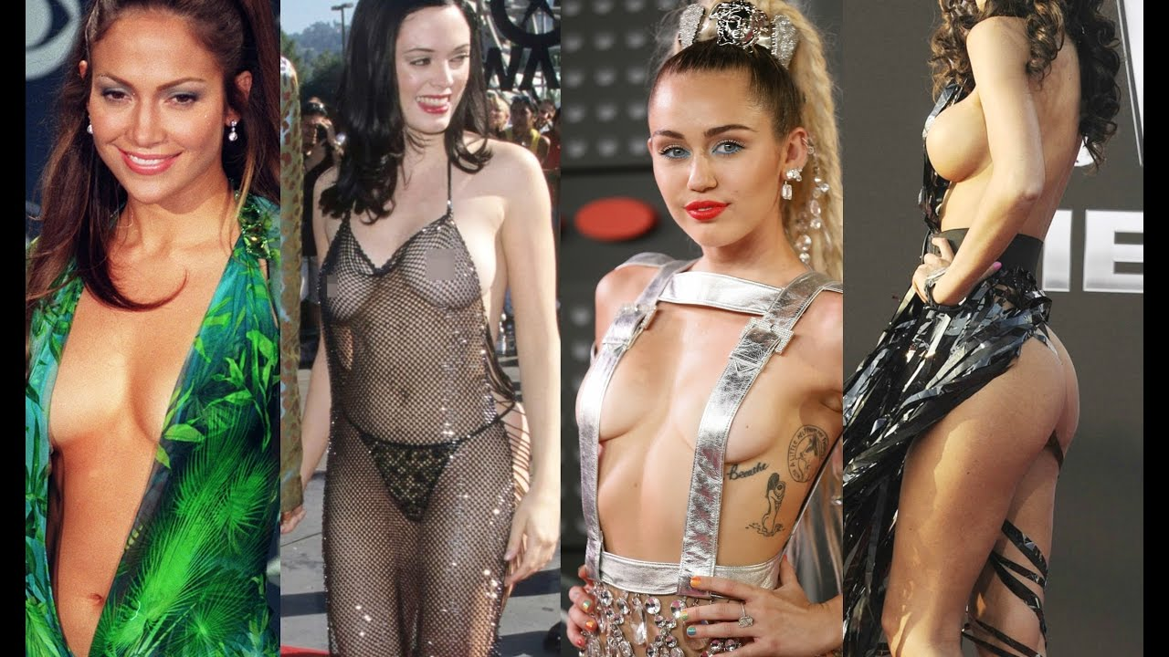 Red Carpet MOST REVEALING DRESSES