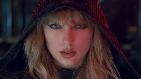 Taylor Swift takes fans behind the scenes for the making of 'Gorgeous'