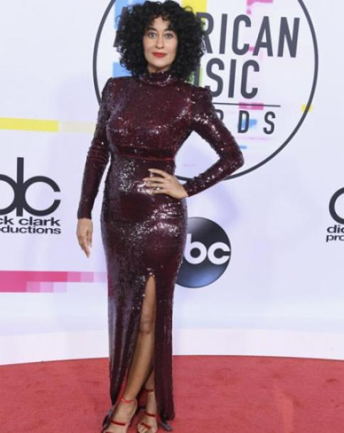 Tracee Ellis Ross - American Music Awards 2017 - Credit Getty Images