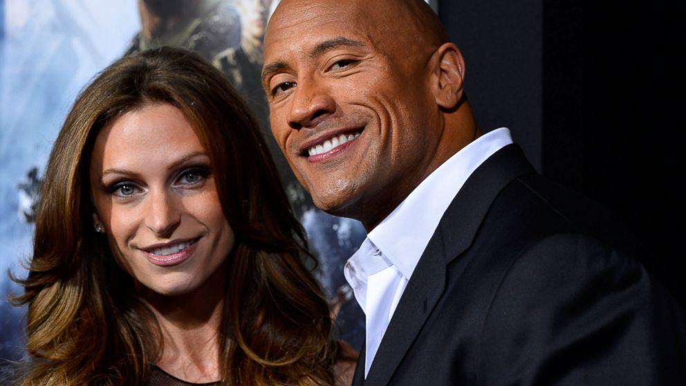 Dwayne 'The Rock' Johnson and Girlfriend Lauren Hashian Announce Pregnancy