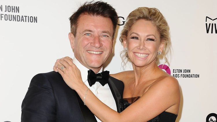 Kym Johnson and Robert Herjavec Expecting First Child Together