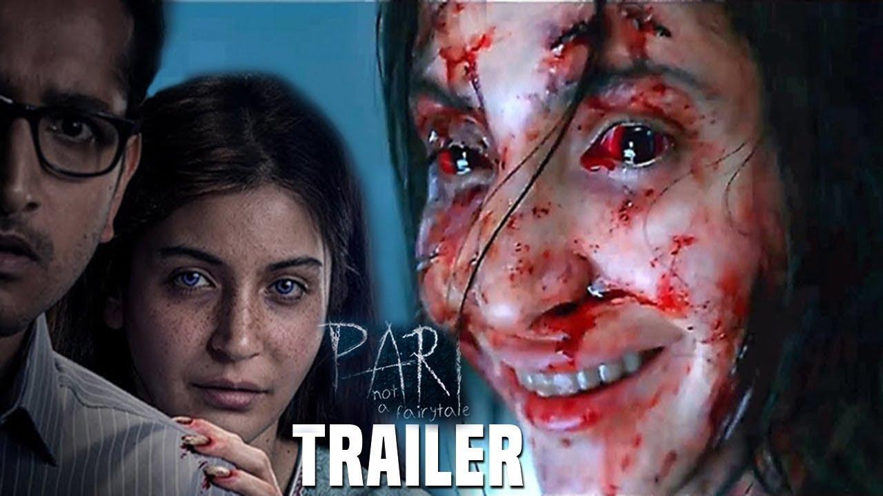 PARI Trailer 2018 | Anushka Sharma | Screamer | Scary | Horror | PARI Teaser Trailer | 2 March 2018