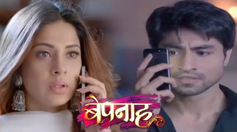 Bepannaah actors Jennifer Winget, Harshad Chopda come together to celebrate the premiere of the show