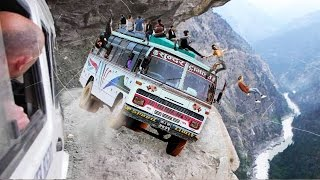 india's most dangerous roads