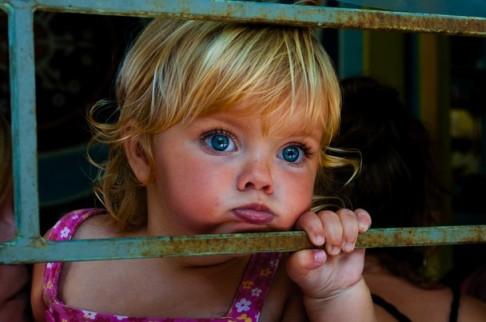 Little Australian Girl
