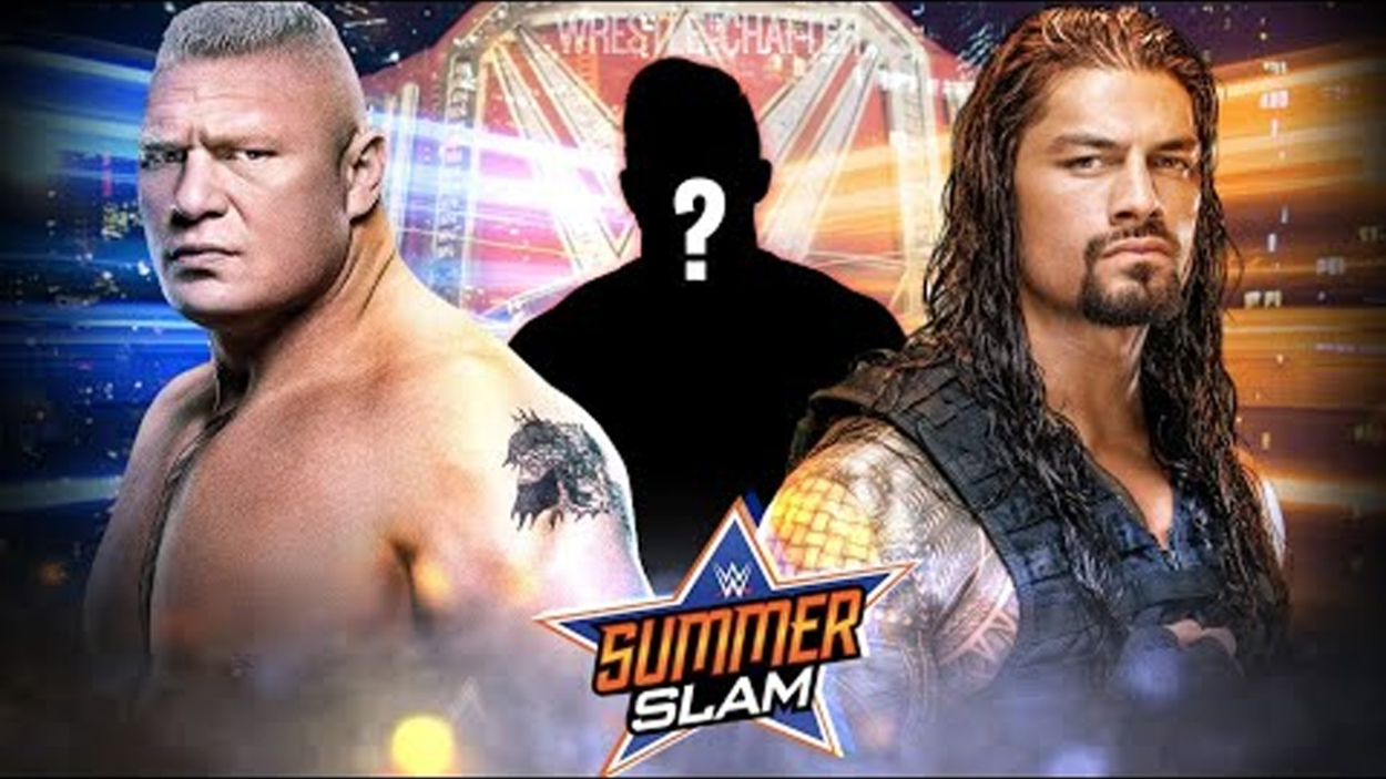Huge-Twist-Roman-Reigns-vs-Brock-Lesnar-Summerslam-2018-Universal-Championship