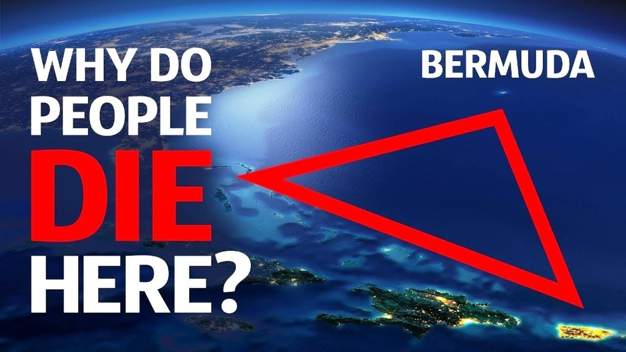 Bermuda Triangle and Ghosts Strange Mystery